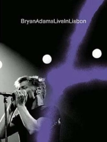 Bryan Adams: Live in Lisbon, DVD  DVD