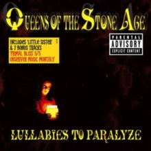 Lullabies to Paralyze, CD / Album Cd