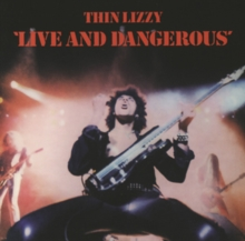"Live and Dangerous, Vinyl / 12"" Album Vinyl"