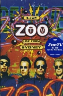 U2: Zoo TV Live from Sydney, DVD  DVD