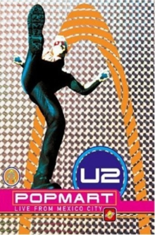 U2: Popmart - Live from Mexico City, DVD  DVD