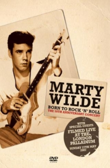 Marty Wilde: Born to Rock 'N' Roll, DVD  DVD