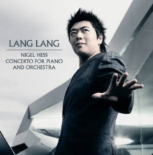 Concerto for Piano and Orchestra (Lang Lang, Lco), CD / Album Cd