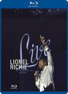 Lionel Richie: Live in Paris, Blu-ray  BluRay