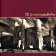 The Unforgettable Fire, CD / Remastered Album Cd