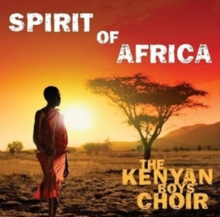 Spirit of Africa, CD / Album Cd