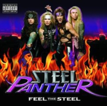 Feel the Steel, CD / Album Cd