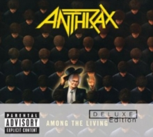 Among the Living (Deluxe Edition), CD / Album with DVD Cd