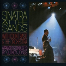 Sinatra at the Sands, CD / Album Cd