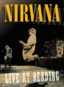 Nirvana: Live at Reading, DVD  DVD