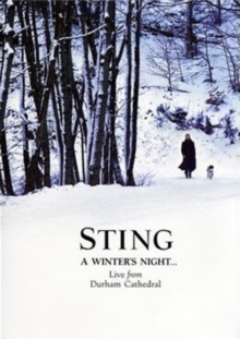 Sting: A Winter's Night - Live from Durham Cathedral, DVD  DVD