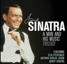 Frank Sinatra: A Man and His Music Trilogy, DVD  DVD