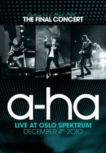 A-Ha: Ending On a High Note - The Final Concert, Blu-ray  BluRay