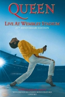 Queen: Live at Wembley Stadium - 25th Anniversary Edition, DVD DVD
