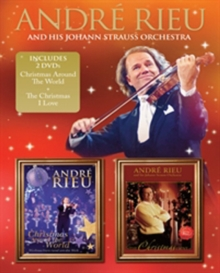 André Rieu: Christmas Around the World/The Christmas I Love, DVD  DVD