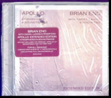 Apollo: Atmospheres & Soundtracks (Extended Edition), CD / Album Cd