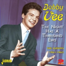 The Night Has a Thousand Eyes: The Albums 1961-1962, CD / Album Cd
