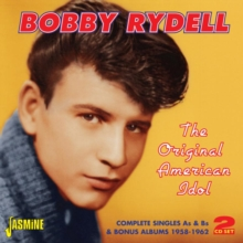 The Original American Idol: Complete Singles As & Bs and Bonus Albums 1958-1962, CD / Album Cd