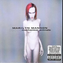 Mechanical Animals, CD / Album Cd