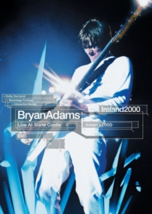 Bryan Adams: Live at Slane Castle, DVD  DVD