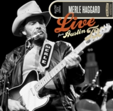 Merle Haggard: Live from Austin, TX, DVD  DVD