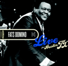Fats Domino: Live from Austin, TX, DVD  DVD
