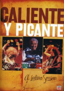 Caliente Y Picante: A Latino Session, DVD  DVD