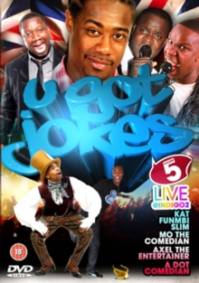 U Got Jokes: Volume 5, DVD  DVD