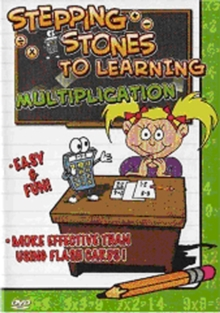 Stepping Stones to Learning Multiplication, DVD  DVD