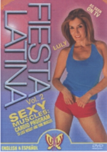 Fiesta Latina 2 - With Luly Mitchell, DVD  DVD