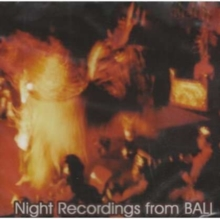 Night Recordings from Bali, CD / Album Cd