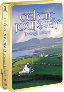 Celtic Journey Through Ireland, DVD  DVD