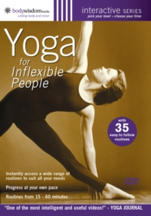 Essential Yoga for Inflexible People, DVD  DVD
