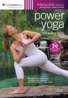 Power Yoga for Every Body, DVD  DVD