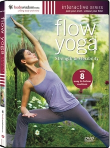 Flow Yoga: Strength and Flexibility, DVD  DVD