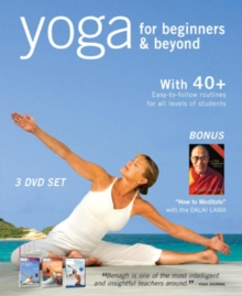 Yoga for Beginners and Beyond, DVD  DVD