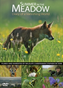 Summer in the Meadow - Diary of a Vanishing World, DVD DVD