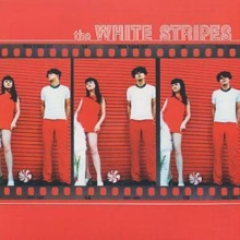 The White Stripes, CD / Album Cd