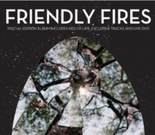 Friendly Fires (Expanded Edition), CD / Album with DVD Cd