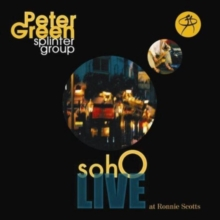 Soho Live: at Ronnie Scotts, CD / Album Cd