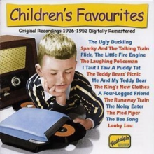 Children's Favourites - Original Recordings 1926 - 1952, CD / Album Cd