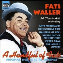 Handful of Fats, A - Original 1929 - 1942 Recordings, CD / Album Cd