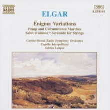 ENGIMA VARIATIONS - Elgar, CD / Album Cd