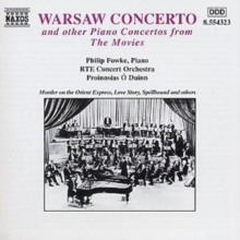 Warsaw Concerto and Other Piano Concertos from the Movies, CD / Album Cd