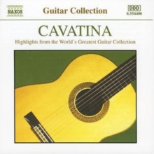 Cavatina - Highlights from the Greatest Guitar Collection, CD / Album Cd