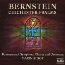 Chichester Psalms (Alsop, Bournemouth So and Chorus), CD / Album Cd