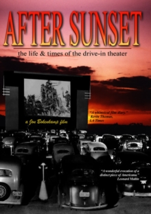After Sunset - The Life and Times of the Drive-in Theater, DVD  DVD