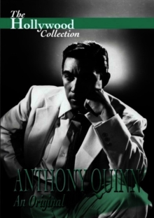 The Hollywood Collection: Anthony Quinn - An Original, DVD DVD