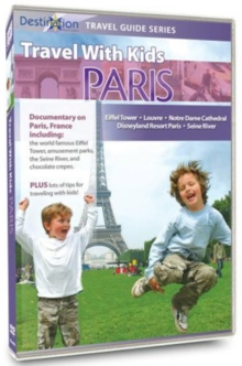 Travel With Kids: Paris, DVD  DVD