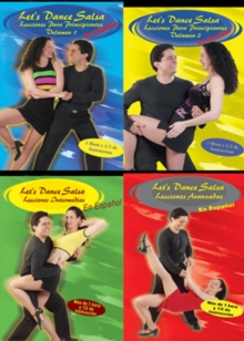 Let's Dance Salsa: Ultimate Collection, DVD  DVD